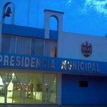 Photo taken at Presidencia Municipal Apizaco by Ciky C. on 5/28/2014