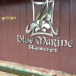 Photo taken at Blue Marine Resort by Natthawut T. on 5/1/2013