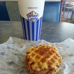 Photo taken at White Castle by Pete R. on 4/25/2014