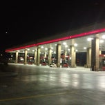 Photo taken at QuikTrip by Meowssolini on 12/25/2012