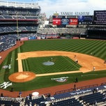 Photo taken at Yankee Stadium SAP Suite by Danny F. on 4/14/2012