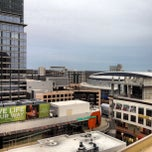Photo taken at Aloft Charlotte Uptown at the EpiCentre by Chuck F. on 10/27/2012