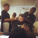 Photo taken at TONI&GUY Hairdressing Academy by Derek S. on 8/27/2014