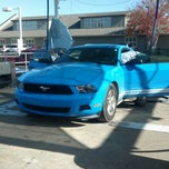 Photo taken at Mr. Pride Car Wash by Jim T. on 11/16/2012