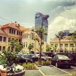 Photo taken at Phnom Penh Municapality by Rachana L. on 5/8/2013