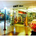 Photo taken at OMY shoes by TONY A. on 11/2/2012