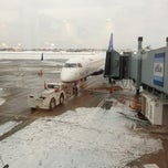 Photo taken at Gate 8 by Gary A. on 1/3/2013