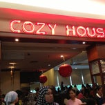 Photo taken at Cozy House Restaurant by Princess O. on 5/5/2013