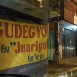Photo taken at Gudeg bu Juariah by Victor G. on 12/26/2013
