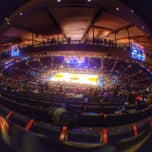 Photo taken at Madison Square Garden by Fabian L. on 11/10/2013