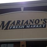 Photo taken at Mariano's Fresh Market by Jim G. on 4/8/2013