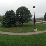 Photo taken at West Goshen Community Park by Sanket F. on 10/6/2013