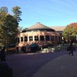Photo taken at Sadler Center/ UC Terrace by Alexander M. on 10/23/2012