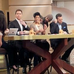 Photo taken at Windy City LIVE @ WLS ABC7 Studios by Tee L. on 3/18/2013