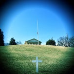 Photo taken at Grave Of Edward Ted Kennedy by Fletch on 3/8/2014