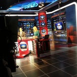 Photo taken at Comcast SportsNet Studio by Mark L. on 2/28/2013