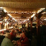 Photo taken at Polish Village Cafe by Christopher F. on 12/17/2012