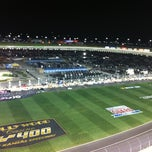 Photo taken at Kansas Speedway by Mike H. on 10/20/2012