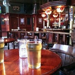 Photo taken at Victoria Pub by James B. on 5/8/2014