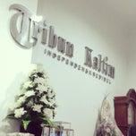 Photo taken at Tribun Kaltim by Amanda L. on 8/8/2014