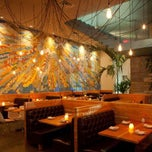 Photo taken at La Condesa by Thrillist on 6/11/2013
