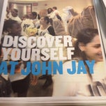 Photo taken at John Jay College Office of Student Life by Charles H. on 10/15/2013