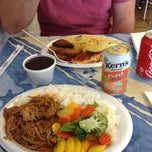 Photo taken at Las Olas Cafe by Slean P. on 10/17/2012