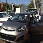 Photo taken at Kia Motors by Nicolás V. on 12/14/2012