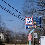Photo taken at US Gas by Sharon M. on 2/15/2013