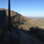 Photo taken at Pinnacle Peak Park by Jeff S. on 9/28/2012