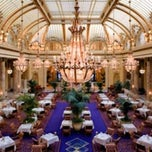 Photo taken at Palace Hotel by Matthew R. on 1/19/2013