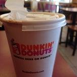 Photo taken at Dunkin' Donuts by Ipshita K. on 4/1/2014
