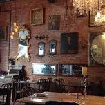 Photo taken at Antique Garage Restaurant by Tim H. on 9/18/2013