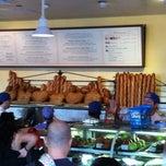 Photo taken at Pacific Wharf Café by Jeremy E. on 2/11/2012