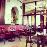Photo taken at Café Ritter by Liebeanchen on 3/4/2013