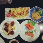 Photo taken at Nihonbashi Tei by TripOrTreats.com on 5/19/2013