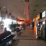 Photo taken at Sultan Ahmad Shah Airport (KUA) by Hakim M. on 10/1/2012