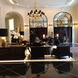 Photo taken at Hôtel Prince de Galles by Vladimir S. on 9/19/2013