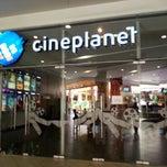 Photo taken at Cineplanet by Natascha V. on 1/30/2013