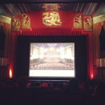 Photo taken at Coolidge Corner Theatre by Alicia J. on 12/28/2012
