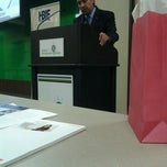 Photo taken at Hispanic Business Initiative Fund (HBIF) by Mariluz R. on 4/25/2013