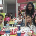 Photo taken at Food Court Mall Aventura Plaza by Estefania V. on 10/11/2014