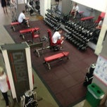 Photo taken at Miami University Rec Center by Timothy T. on 3/2/2013