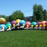 Photo taken at Huntley Elementary School by Dawn R. on 5/30/2014