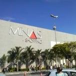 Photo taken at Minas Shopping by Douglas F. on 3/3/2013