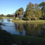 Photo taken at Villas of Grand Cypress Orlando by Mark R. on 10/31/2012