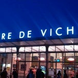Photo taken at Gare SNCF de Vichy by H. C. on 7/19/2013