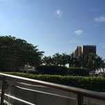 Photo taken at Four Seasons Hotel Miami by Max R. on 3/20/2015