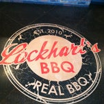 Photo taken at Lockhart's BBQ by Joseph on 10/19/2012