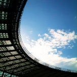 Photo taken at 味の素スタジアム (AJINOMOTO. STADIUM) by 3G2S on 9/29/2012